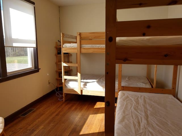 BR 1 - four beds