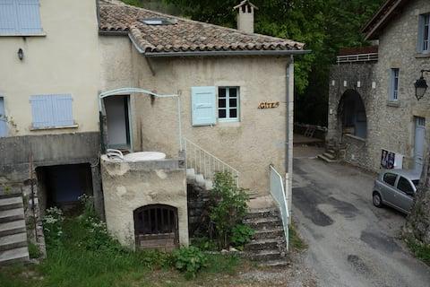 Vakantiewoning, Drôme  Bourdeaux