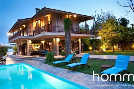 440m² homm Outstanding Villa in Aulida with a pool