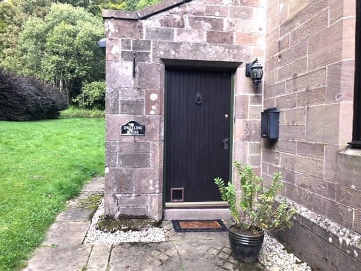 Drumtochty Castle Dwelling House