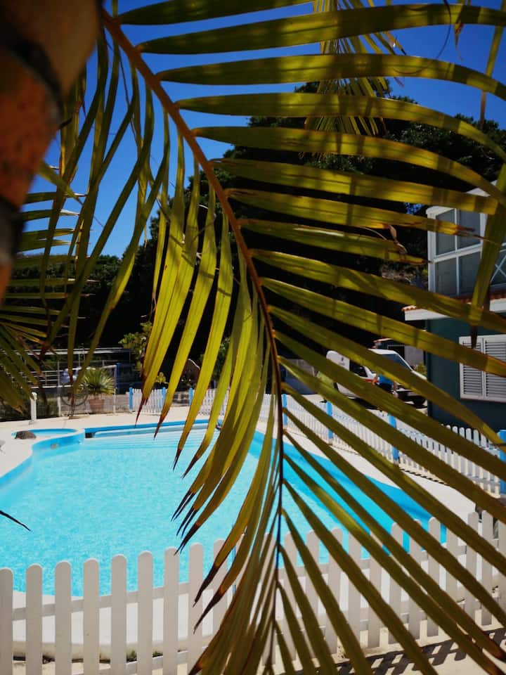 Charming family apartment in Anaga