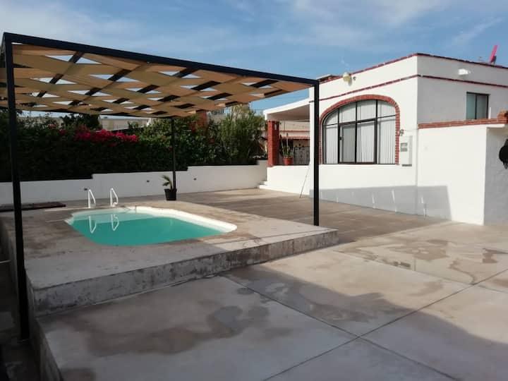 Beautiful Mexican San Carlos Beach House
