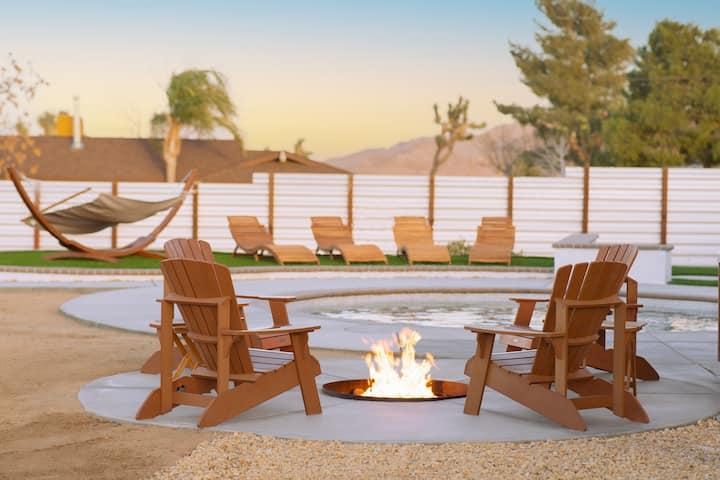 Mojave Vista - A Joshua Tree Retreat