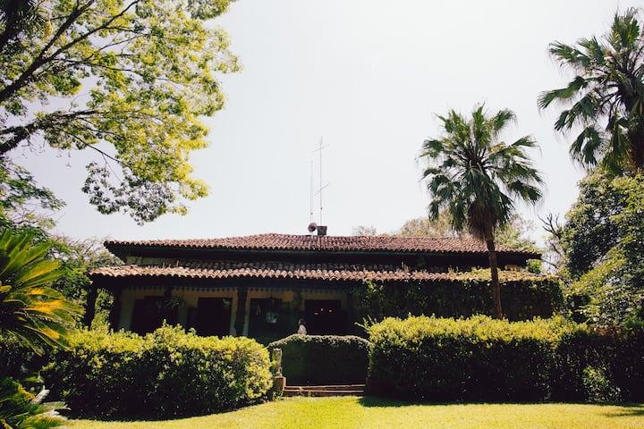 Fazenda Santo Antonio das Mangueiras