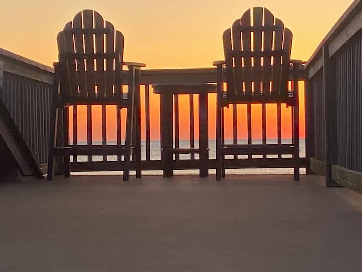 SERENDIPITY:  Amazing Ocean Views on Beach Rd/OBX