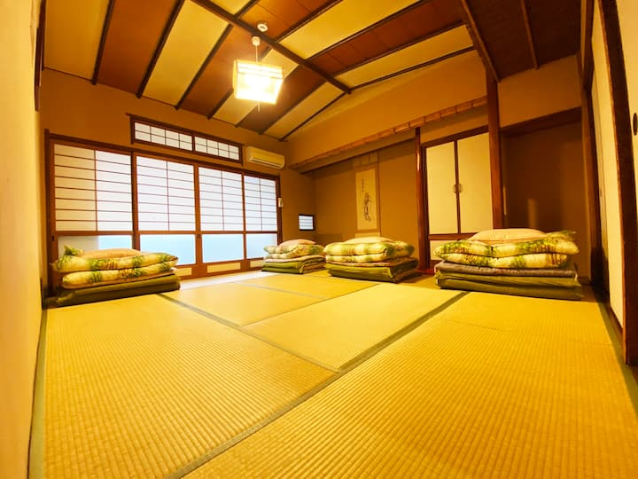 Guest House Matsukiso - Family Room for 3~4 guests