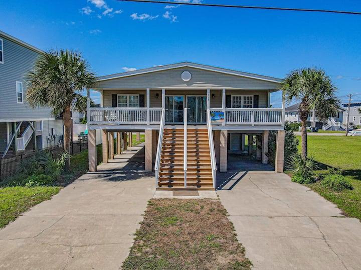 Entire Home-Murrells Inlet/Garden City Beach, SC!