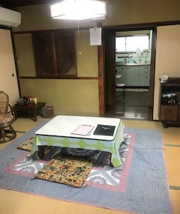 Japanese style wide room