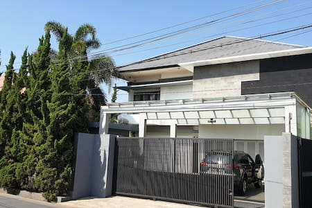 Cozy House in Cimahi for Family or Big Group