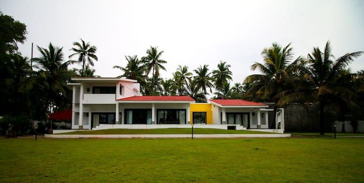 Udupi Beach House: Luxury Beach Villa