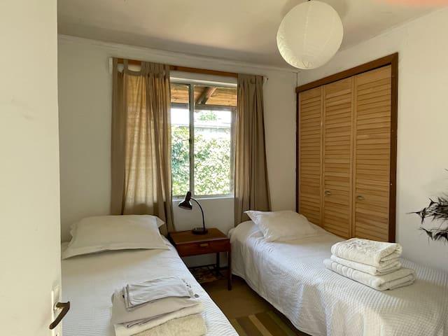 Dormitorio #3 (dos camas)