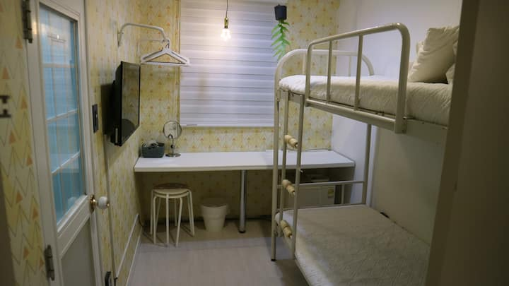 Hostel Korea, the Jib  - Twin room (009)