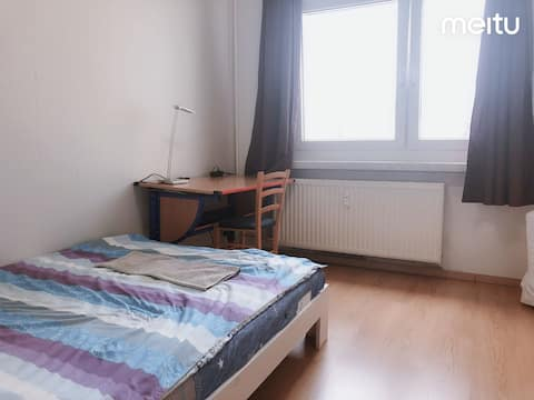 Cozy room nearby main station (Hbf)