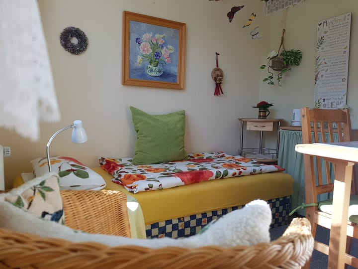 Kleines, feines Gästezimmer