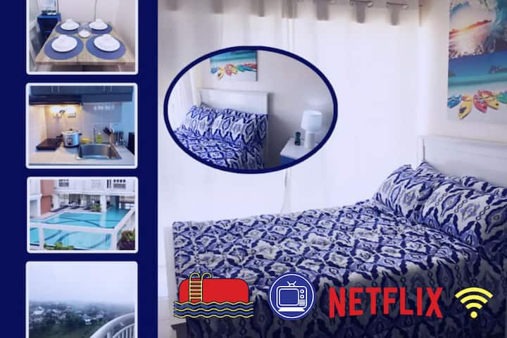 Airbnb Tagaytay - Cozy, WIFI, Netflix & Cable TV