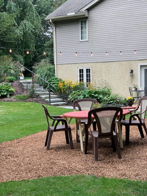 Welsh Mountain Suite with Picnic Area & Playground