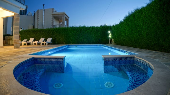 Villa Ektoras situated in lovely village of Peyia