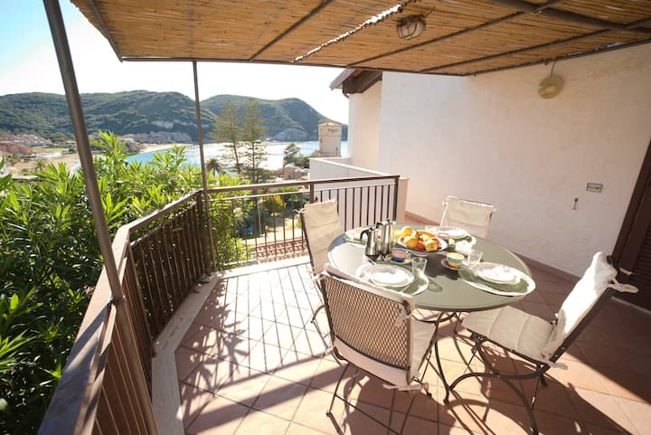 Villa Manzoni – Fenaio apartment with sea view