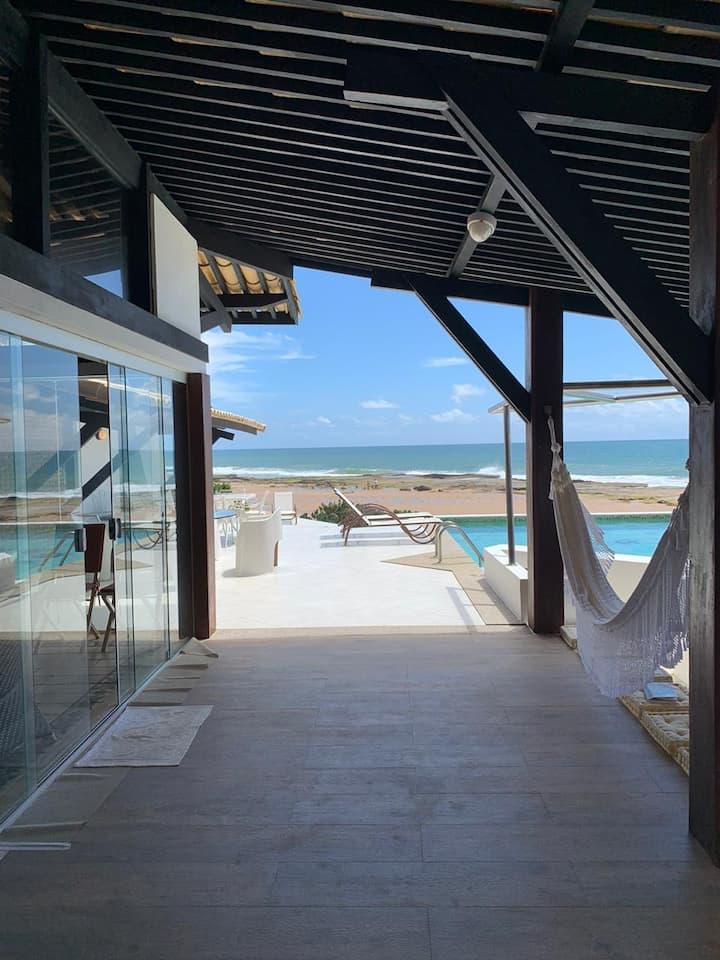 4 quartos condomínio Interlagos - BahiaBeira mar!!