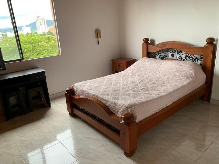 Comodas habitaciones en Pereira, Eje Cafetero