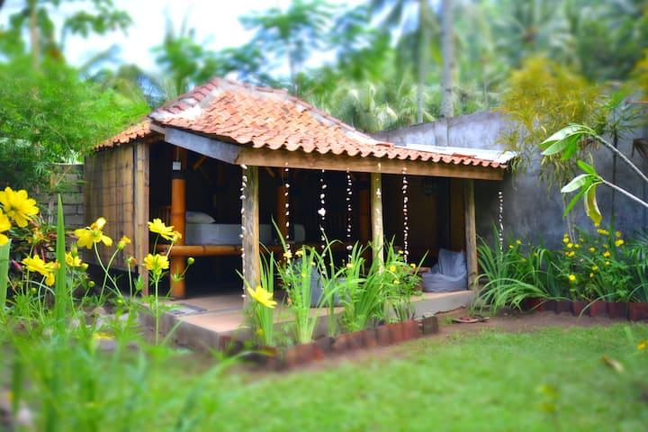 Gypsea Yoga Eco Retreat - Cosy Hut (Atena)