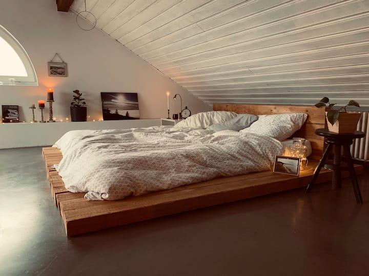 Stylish Loft with amazing view