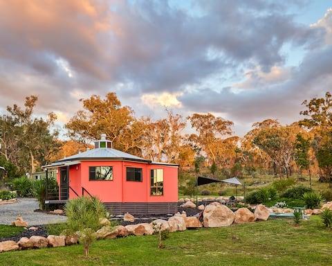 Zuny Yurt at Stanthorpe