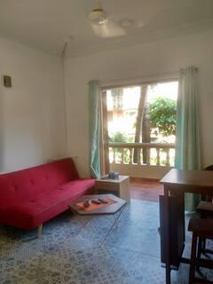 Cozy+Apt+Beachside+Resort+Candolim