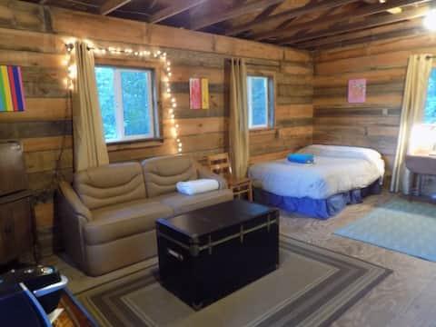 Shalom Cabin Moravian Falls (6 of 6)