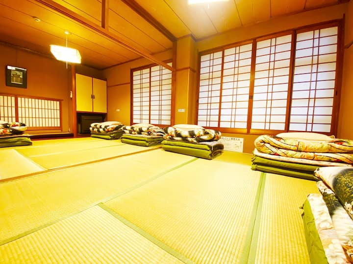 Guest House Matsukiso - Family Room for 5~6 guests
