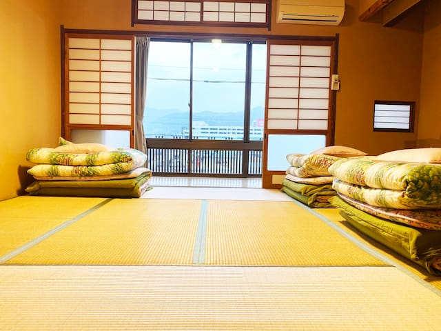 Guest House Matsukiso - Triple Room for 2~3 guests