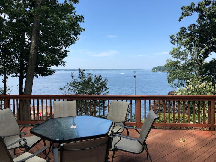 Lake Gaston Getaway