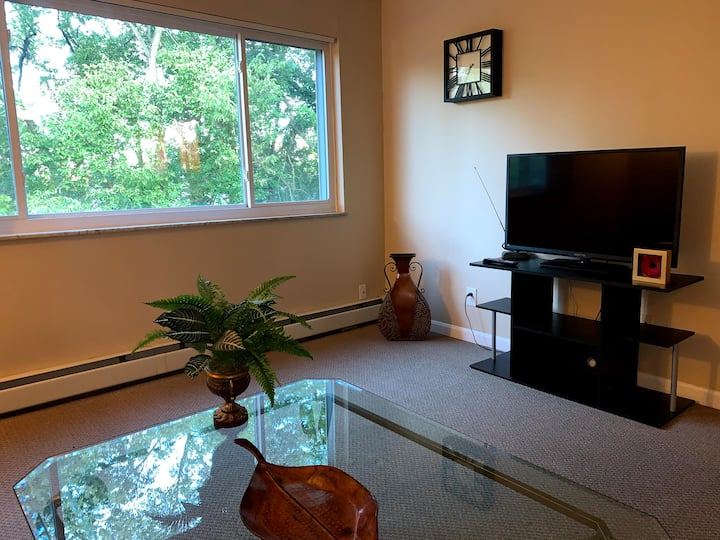 Modern Comfort, Free Parking, Central Location