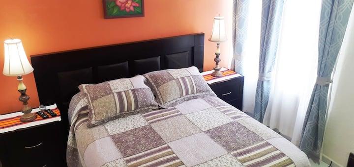 Habitación para 1 o 2 personas Expo Guadalajara