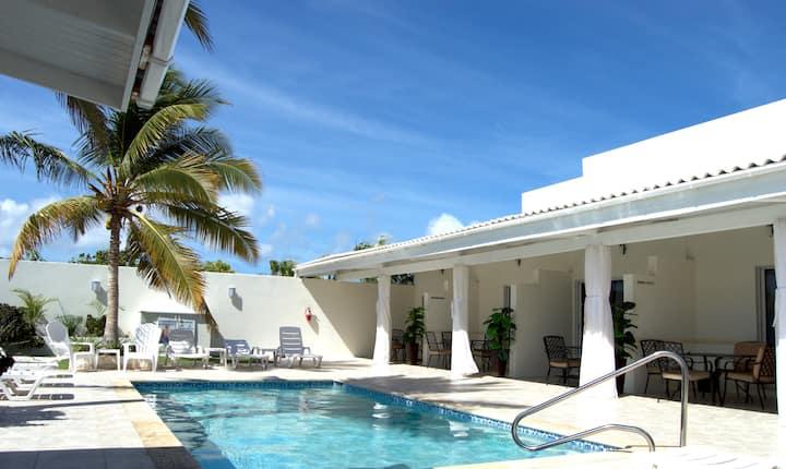 Modern Palm Beach Suite 5min to the Beach&Marriott