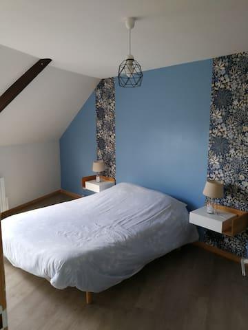 appartement entre Rennes et Mt St Michel