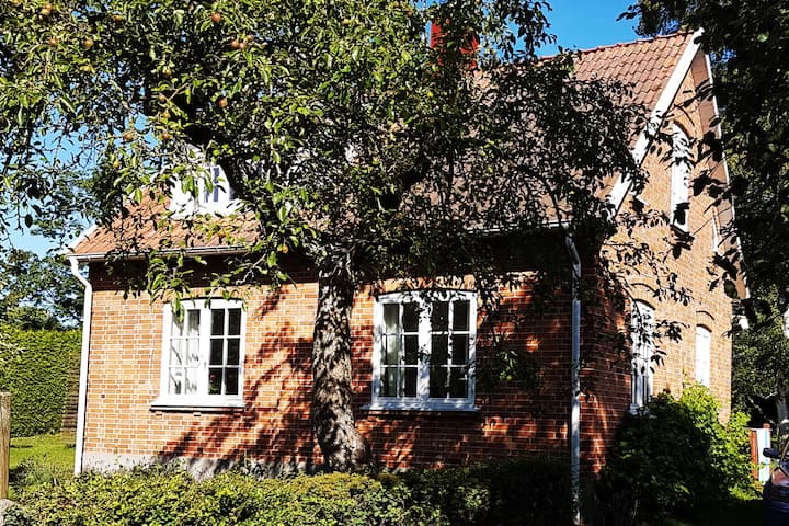Wonderful cottage in Yngsjö, close to the beach
