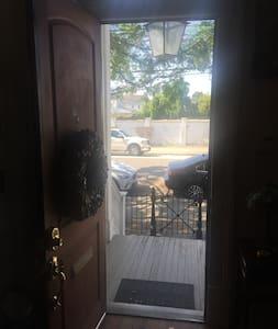 """33"""" wide front door opening"""