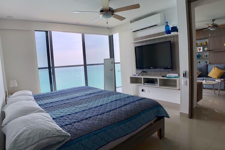 27th Floor Spectacular 1 Bedroom Apt in BocaGrande