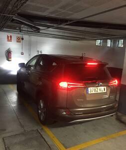 Парковка для инвалидов
