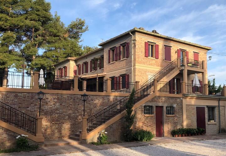 Appartment in Villa Fonti,