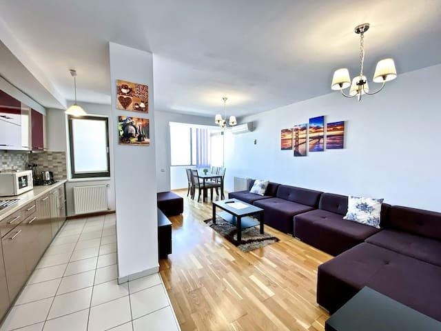 1 Bedroom Apartment Monaco Towers