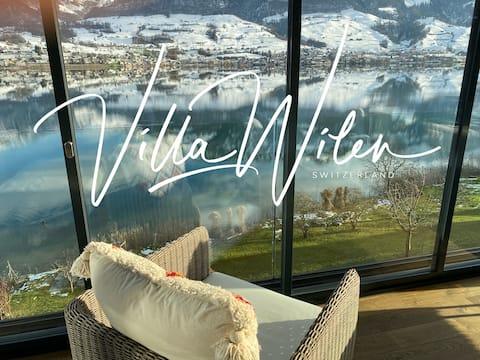 Villa Wilen: Premium, nad jeziorem, widoki z góry