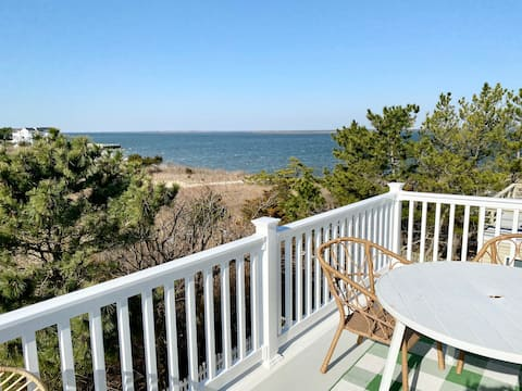 Water views and Newly Renovated!
