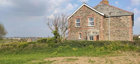 Menefreda Cottage, St Minver, Cornwall