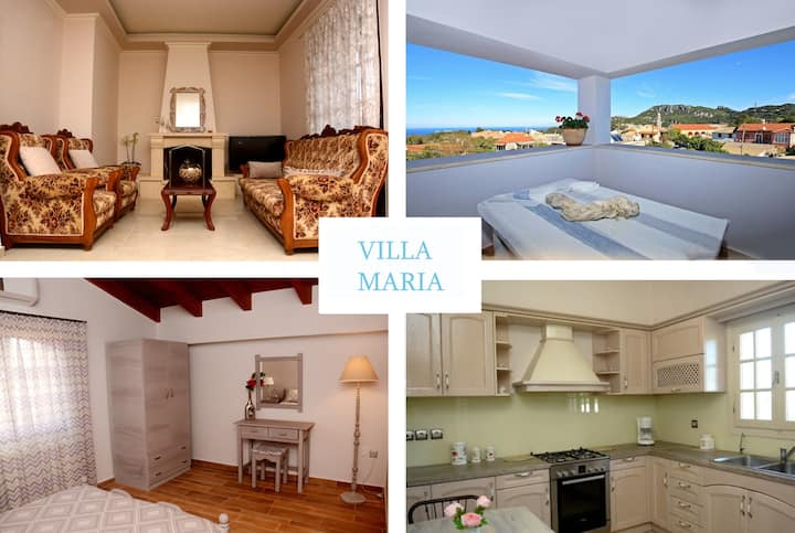 Villa Maria ⁂One House ⁎Thousands Memories⁂