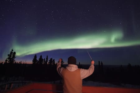 Let the Aurora's light your way