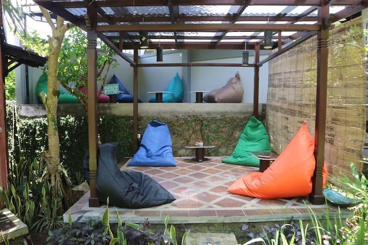 Home-Bience Hostel Uluwatu - Dormitory