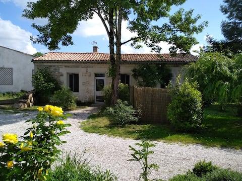 Charming little house near Angoulême