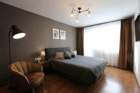 Modern 2 Rooms Apartment in quiet neighborhood